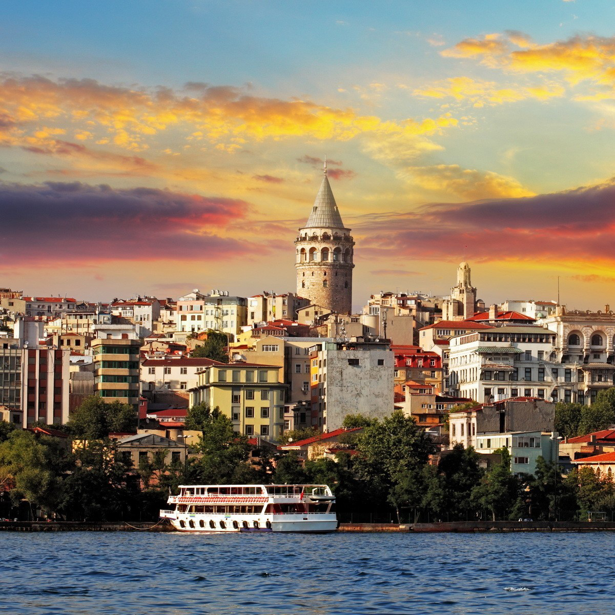"Two days excursion to Istanbul ""Treasures of the Orient"""