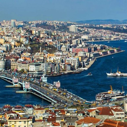"2-day excursion to Istanbul ""City on Two Continents"""