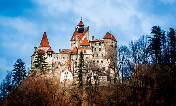 2-Day Excursion to the count Dracula's Castle Bran in Romania