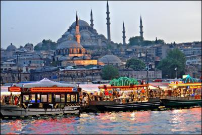 The Imperial City - Istanbul, 2 Days